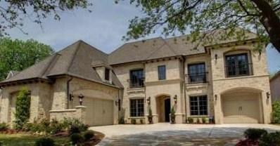 6823 Mimosa Lane, Dallas, TX 75230 - MLS#: 13778120