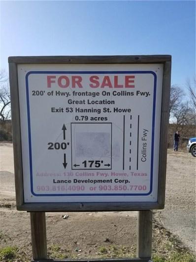130 N Collins N, Howe, TX 75459 - #: 13779778