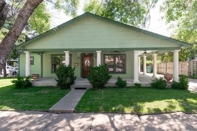 802 N College Street N, McKinney, TX 75069 - MLS#: 13780199