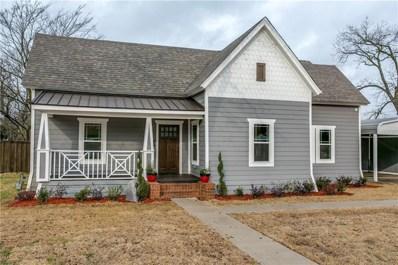 901 Oak Street, McKinney, TX 75069 - MLS#: 13786542