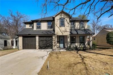 732 Edgefield Road, Fort Worth, TX 76107 - MLS#: 13788477