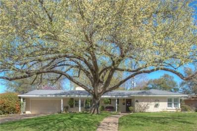 6100 El Campo Avenue, Fort Worth, TX 76107 - MLS#: 13799881