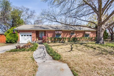1026 Thomas Street, Denton, TX 76201 - #: 13804940