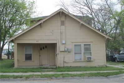 405 Wainwright Street, Denton, TX 76201 - #: 13805747