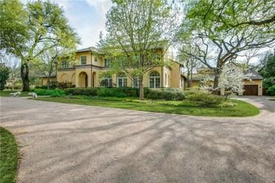 9007 Briarwood Lane, Dallas, TX 75209 - MLS#: 13806401