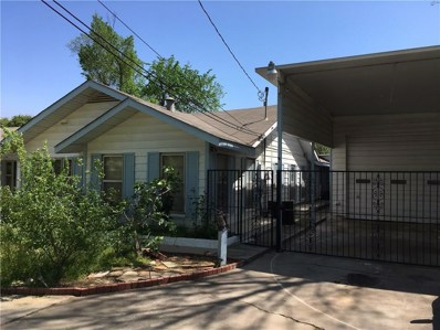 1809 Carl Street, Fort Worth, TX 76103 - #: 13809962