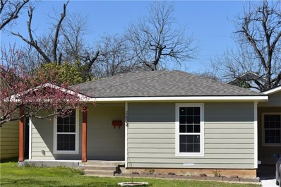 2624 Townsend Drive, Fort Worth, TX 76110 - #: 13810178