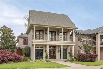 5726 Vickery Boulevard, Dallas, TX 75206 - MLS#: 13813163