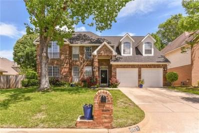6115 Wooded Edge Court, Arlington, TX 76001 - MLS#: 13817828