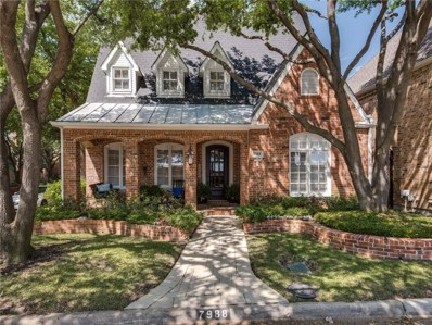 7988 Caruth Court, Dallas, TX 75225 - MLS#: 13823519
