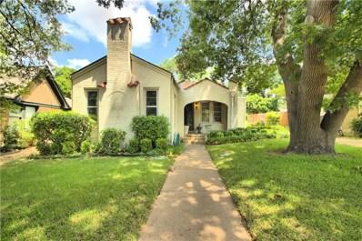 4132 Pershing Avenue, Fort Worth, TX 76107 - MLS#: 13824550