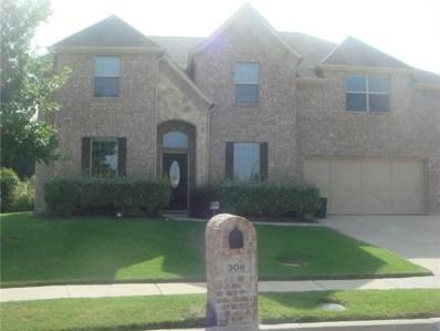 308 Caladium Court, Mansfield, TX 76063 - MLS#: 13825423