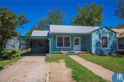 2510 Austin Avenue, Brownwood, TX 76801 - MLS#: 13825972