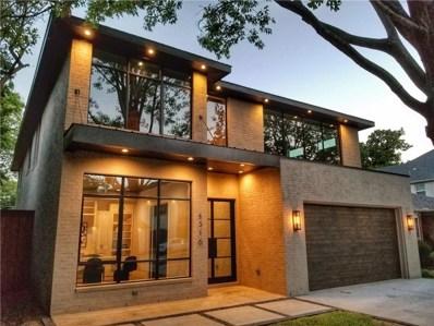 4516 W Amherst Avenue W, Dallas, TX 75209 - MLS#: 13830281