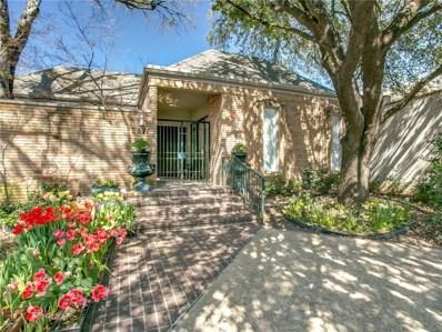 5875 Farquhar Lane, Dallas, TX 75209 - MLS#: 13833390