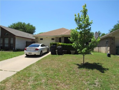 1009 Mack Place, Denton, TX 76209 - #: 13833815