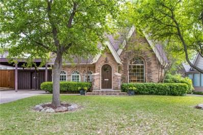 5610 McCommas Boulevard, Dallas, TX 75206 - MLS#: 13834682
