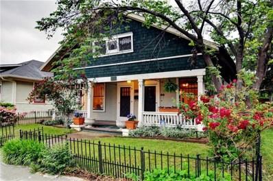 1213 Carlock Street, Fort Worth, TX 76110 - MLS#: 13834721