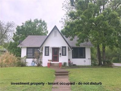 222 N Woods Street N, Sherman, TX 75092 - MLS#: 13835358