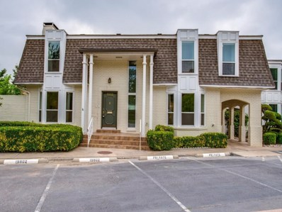 15902 Coolwood Drive UNIT 1050, Dallas, TX 75248 - MLS#: 13837741