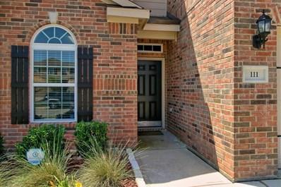 111 Mount Vernon Lane, Venus, TX 76084 - MLS#: 13838315