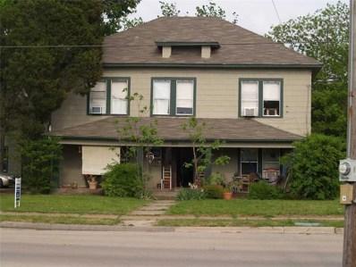 320 Fulton Street, Denton, TX 76201 - #: 13838550
