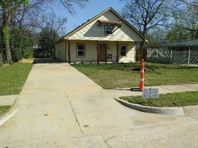 3216 Prairie Street, Fort Worth, TX 76106 - MLS#: 13841074