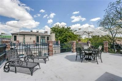4511 Gilbert Avenue UNIT 214, Dallas, TX 75219 - MLS#: 13841368