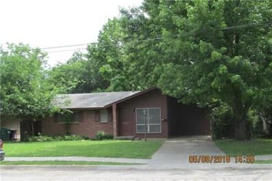 1003 Crescent Street, Denton, TX 76201 - #: 13842745