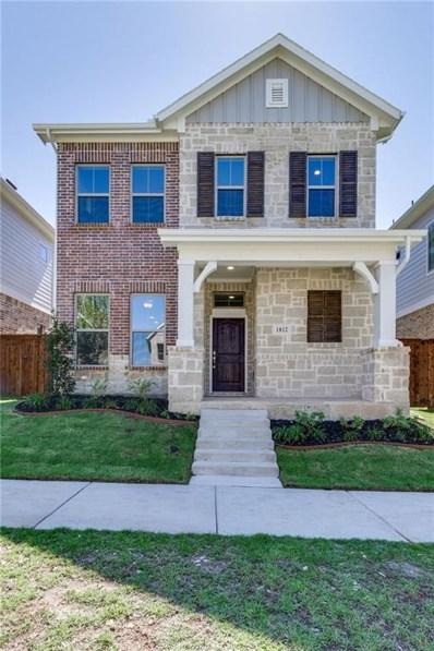 1812 Roundtree Circle, Aledo, TX 76008 - MLS#: 13843106