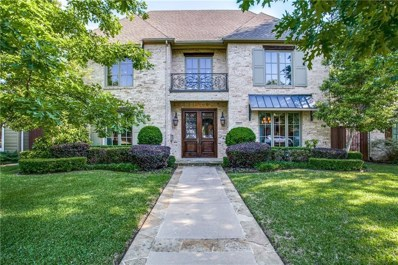 4317 Greenbrier Drive, University Park, TX 75225 - MLS#: 13843206