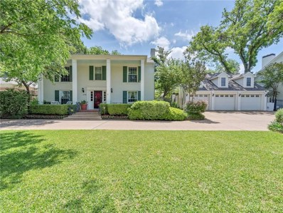3748 Country Club Circle, Fort Worth, TX 76109 - MLS#: 13845456