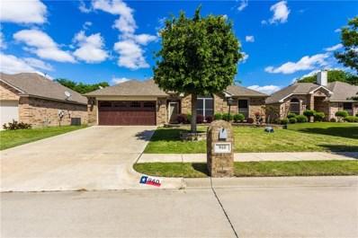 940 Chestnut Lane, Saginaw, TX 76179 - #: 13849295