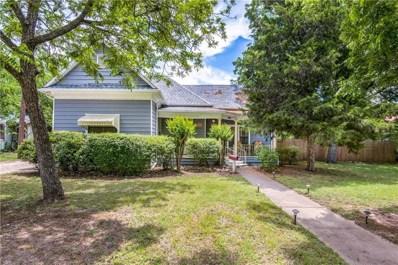 1100 Bolivar Street, Denton, TX 76201 - #: 13852956