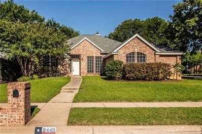8449 Parkdale Drive, North Richland Hills, TX 76182 - MLS#: 13854002