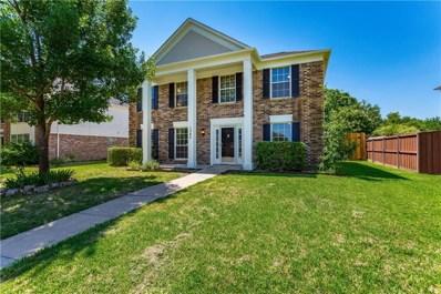 1342 Old Barn Lane, Lewisville, TX 75067 - #: 13854254