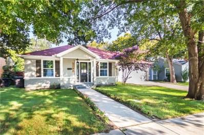 3782 Winfield Avenue, Fort Worth, TX 76109 - MLS#: 13856270