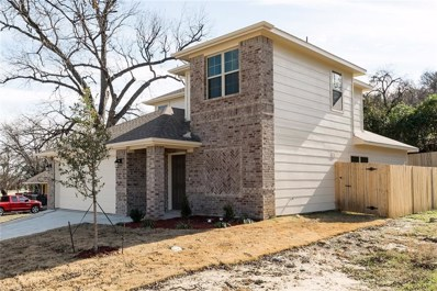 721 Cliff Street, Fort Worth, TX 76164 - MLS#: 13857469