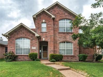 4548 Saddleridge Drive, The Colony, TX 75056 - MLS#: 13858411