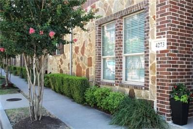 4273 Riverview Drive, Carrollton, TX 75010 - MLS#: 13859461