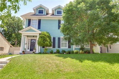 1125 Mistletoe Drive, Fort Worth, TX 76110 - MLS#: 13859634