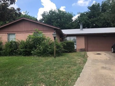 1600 White Oak Court, Denton, TX 76209 - #: 13859957