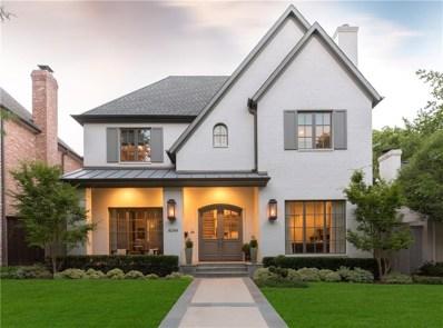 4044 Purdue Avenue, University Park, TX 75225 - MLS#: 13860127