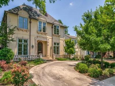 4072 Hanover Street, University Park, TX 75225 - MLS#: 13860928