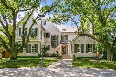 2909 Southwestern Boulevard, University Park, TX 75225 - MLS#: 13864978