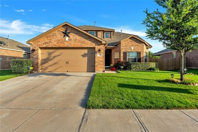 504 Riverbed Drive, Crowley, TX 76036 - #: 13865112