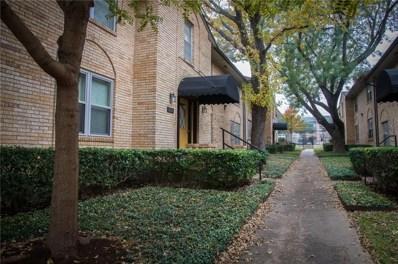 5819 Sandhurst Lane UNIT D, Dallas, TX 75206 - MLS#: 13866636