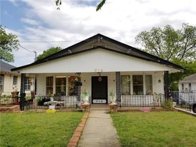 714 N Beckley Avenue N, Dallas, TX 75203 - MLS#: 13866665