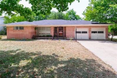 2119 Glenwood Lane, Denton, TX 76209 - #: 13866797
