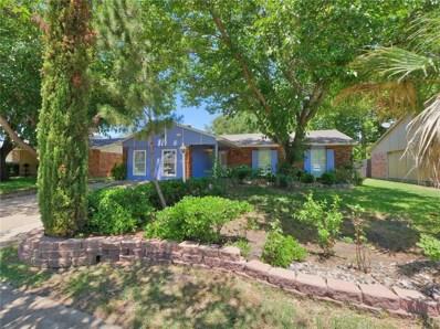 5209 Strickland Avenue, The Colony, TX 75056 - MLS#: 13867258
